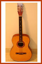 Vintage Cameo Acoustic Guitar Made In Holland Model No.CCL1H 21216009