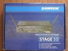 Samson Stage 55 10 Channels Wireless Professional Microphone