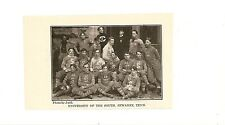 University of the South Sewanee Tennessee 1903 Football Team Picture RARE!