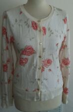 Atmosphere cream floral cardigan size 14