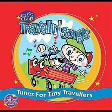 Away We Go: 15 Tunes for Tiny Travel by Kids Club Singers