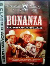 Bonanza - Guns of Justice (DVD, 2005) Dan Blocker WORLDWIDE SHIP AVAIL!