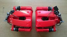 Fiat 500 09-16 ABARTH / Panda - LUCAS Caliper Calipers & Pads RIGHT LEFT - PAIR