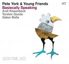 PETE YORK - BASIECALLY SPEAKING  CD  MODERN JAZZ  NEU