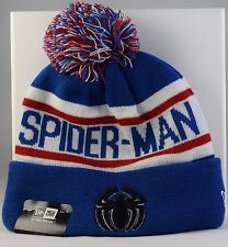 MARVEL HEROES SPIDER-MAN BIGGEST FAN KNIT CAP