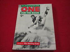 1966 Sporting News One for the Book baseball record book   382 pages  Mets