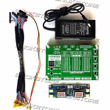 "NEW UPGRADE TEST TOOL FOR LAPTOP TV LCD LED PANEL SUPPORT 7-84"" LVDS INTERFACE"