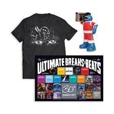 Ultimate Breaks & Beats Spaceman Toy 30Th Anniversary Bundle Rare!!!!
