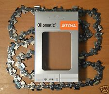 "21"" 53cm Genuine Stihl Chainsaw Chain 051 076 084 088 08S .404"" 68 DL Tracked"