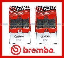 Pastiglie BREMBO RACING 2KIT X YAMAHA R1/R6 07YA23RC