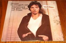 BRUCE SPRINGSTEEN DARKNESS ON THE EDGE OF TOWN ORIGINAL LP WITH INSERTS SEALED!