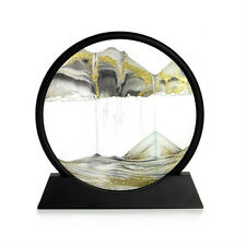 Rainbow Vision Sand Picture Deep Sea Pacific Black Klaus Bosch Office Desk Gift