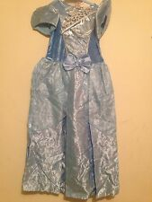 NEW Cinderella Costume Disney Princess Dress Up and tiara Age 8/9 yrs book day