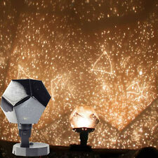 Romantic Science Astro Star Projection Lamp Constellation Projector Night Light