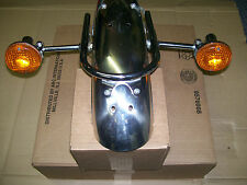 1975 Kawasaki G7 100 rear fender and turn signals