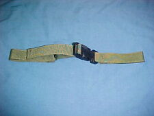 USGI MILITARY GREEN STERNUM STRAP for ALICE BACK PACK FRAME
