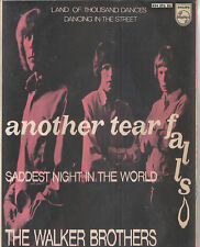 THE WALKER  BROTHERS EP Spain 1966 Another tears falls +3