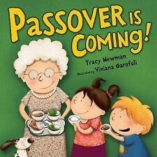Passover Is Coming! (Very First Board Books) by Newman, Tracy