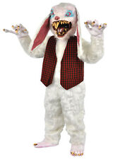 HALLOWEEN  PETER ROTTENTAIL HORROR  BUNNY RABBITT COSTUME MASK