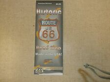 HISTORIC ROUTE 66 TRAVEL ROAD MAP CHICAGO TO LA 89TH 2015 EDITION! BEST GUIDE!!