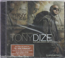 SEALED - Tony Dize CD NEW La Malodia De La Calle UPDATED  BRAND NEW