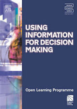 Using Information for Decision Making CMIOLP: Diploma Level 4 (CMI Open Learning