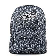 VANS Realm Backpack Butterfly Black Schoolbag V00NZ0KJT UK STOCKIST *FREE HARIBO