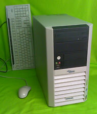 FSC Esprimo P5615 AMD Athlon 2,21GHz- 1GB RAM - 80 GB HDD - DVD - XP - CD + COA