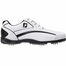 Footjoy Mens Hydrolite Golf Shoes #50060 / Black / UK 7.5 XW 2015