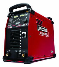 Lincoln Welder Aspect 375 AC/DC TIG Welder K3945-1 Welding Machine