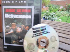 DELIVERANCE DVD Burt Reynolds Jon Voight  Iconic Films - Ned Beatty James Dickey