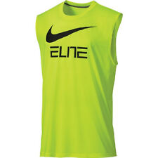 Nike Elite Sleeveless Dri-Fit Basketball-Tanktop Jersey Size L