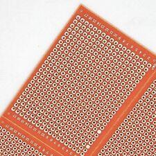 10 Pezzi 5x7cm Prototipo Carta PCB Universale Experiment Matrix Scheda Circuiti