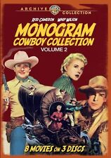 MONOGRAM COWBOY COLLECTION 2 (3PC) - (1952 Rod Cameron) Region Free DVD - Sealed