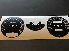 Yamaha rd250lc, rd350lc clock face restoration decal set