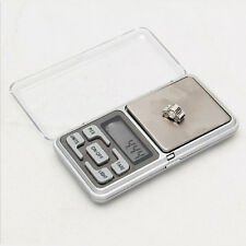 Pocket 200g/0.01g Electronic Digital Scale Jewelry Gold Balance Weight Gram LCD#