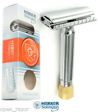 Merkur Progress  500 Adjustable Double Edge Safety Razor