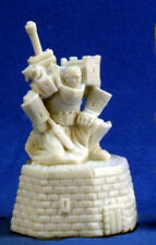 1 x PALADIN MALE - BONES REAPER figurine miniature rpg guerrier warrior