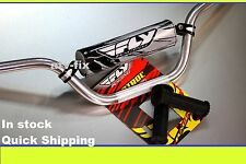 400ex handlebars fly racing aluminum bar hand grips grip glue polish 7/8 400x