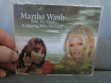 MARTHA WASH_Ru Paul_It's Raining Men the_used CD-s_ships from AUSTRALIA_MN1
