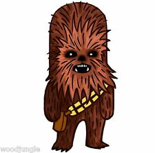 STAR WARS CHEWBACCA WOOKIE CUTE SHIRT CHILD BOY GIRL ADULT MOST SIZES AVAILABLE