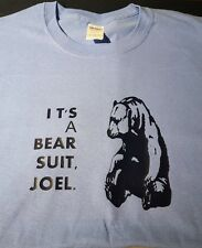 Kansas City Royals Danny Duffy Its A Bear Suit Joel t-shirt custom made