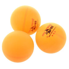 3PCS Double Fish ITTF Approved 3-Stars Table Tennis Ping Pong Ball 40mm for N8L7
