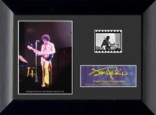 """JIMI HENDRIX 1960s Rock Guitarist FRAMED FILM CELL and CONCERT PHOTO 5"""" x 7"""" New"""