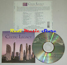 CD CELTIC LEGACY a global journey 1995 ALTAN COULTER JACKSON lp mc vhs dvd (C2)