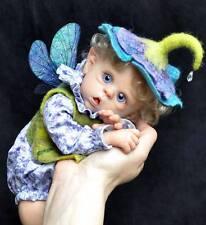 Reborn KIT LE Mini Ofelia Fairy/Elf by Olga Auer
