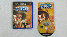 One piece grand battle for sony playstation 2 avec manuel