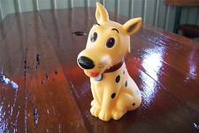 COMMONWEALTH BANK MONEY BOX  PAT THE DOG DONT MISS 18 CM TALL