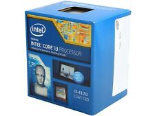 Intel Core i3-4170 Haswell Dual-Core 3.7 GHz LGA 1150 54W BX80646I34170 Desktop