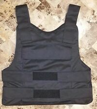 NIJ 3A IIIA Bulletproof Vest LEVEL NIJ 3A Size: XXXX-Large 4X Watch Video